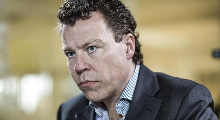 Arkivfoto: Europaparlamentsmedlem Morten Helveg.