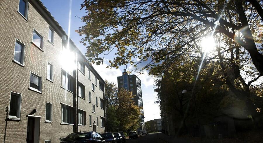 Selv om regeringens ghettoliste gør politikerne bekymrede, ser boligselskaberne fremgang.