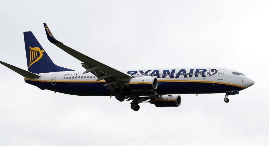 Irske Ryanair er på fremmarch. SAS-kernemarked er ikke truet endnu, men det kan det hurtigt blive.
