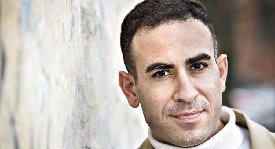 Vinderen af Læsernes Bogpris 2017, Abdel Aziz Mahmoud.