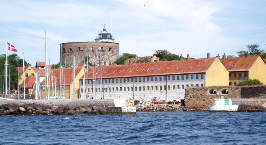 Store Tårn på Christiansø skal sikres.