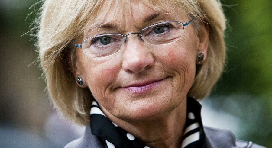 Der skal ikke generelt være vuggestuepligt, men er der svære problemer i indvandrerfamilier, skal de kunne tvinges til at sende børnene i daginstitution, mener Pia Kjærsgaard.