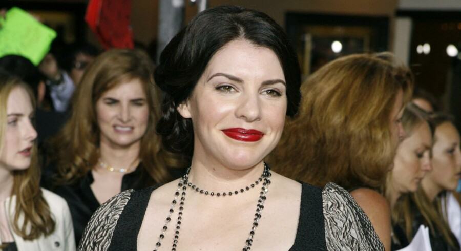 "Stephanie Meyer til premieren på filmen ""Twilight: New Moon"". Foto:Fred Prouser/Reuters"