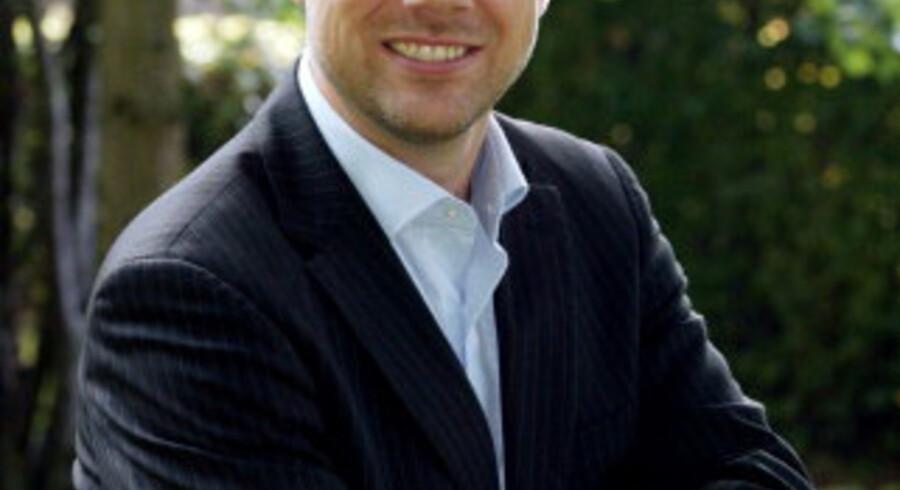Henrik Kyst, 35 år, er født i København og opvokset i Køge. Uddannet markedsøkonom fra Næstved Handelsskole, herefter lederaspirant-forløb hos ISS. Konsulent i Nordania Leasing, skiftede til konkurrenten ALD Automotive. Kom til Volvo i 2002, og for fire måneder siden europæisk projektleder. Bor i Køge med sin kone Charlotte og sine børn, en dreng på tre og en pige på otte. Foto: Scanpix