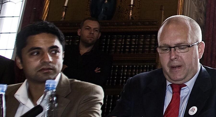Klaus Bondam er efter et krisemøde i går fortsat de Radikales borgmesterkandidat.