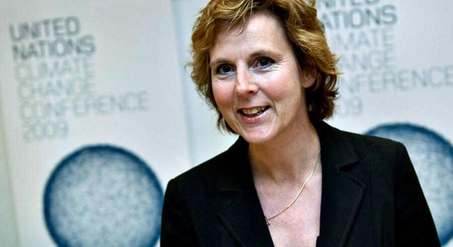 Connie Hedegaard bliver ny EU-kommissær.