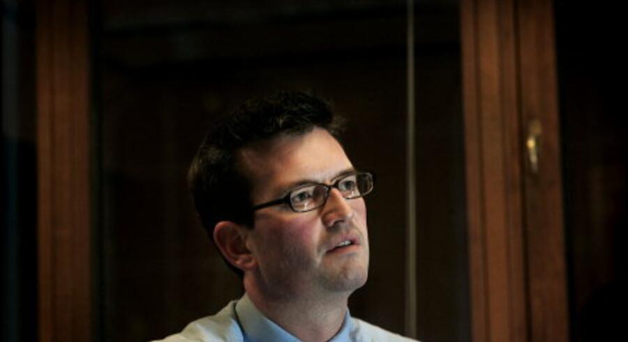 Pressalits Dan Boyter er direktør for Pressalit Group A/S og formand for Det Nationale Netværk af Virksomhedsledere. Foto: Bo Amstrup
