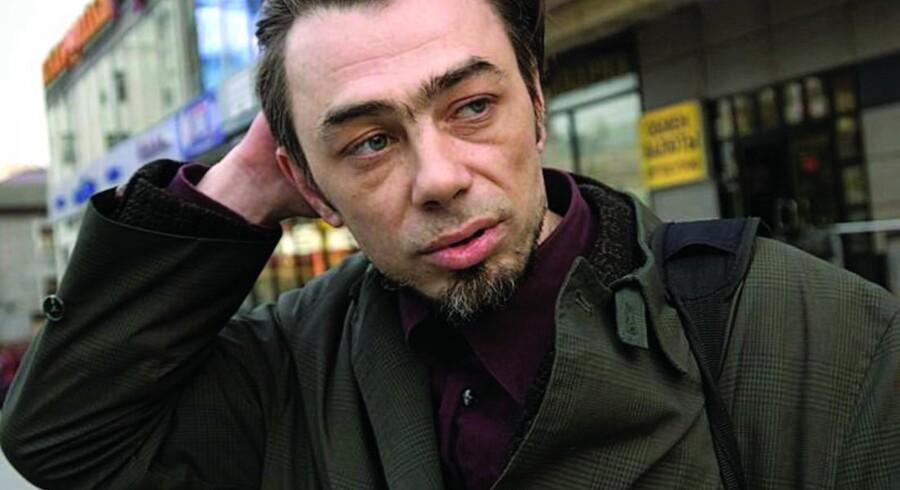 Mikhail Baster.