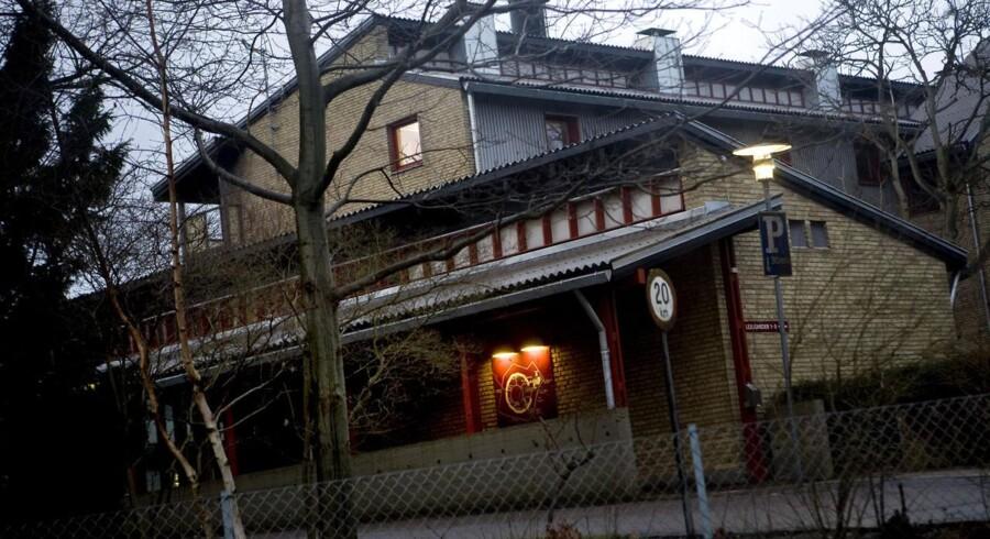 ARKIVFOTO 2008 af Bostedet Ringbo på Granvej 14 i Bagsværd, hvor en mandlig beboer mandag morgen knivdræbte en 37-årig kvindelig medarbejder.
