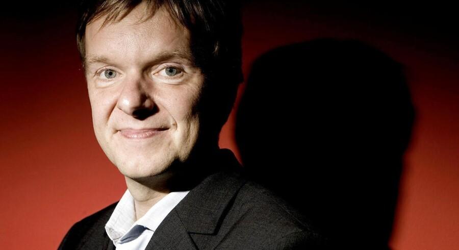 Chefredaktør for Ekstra Bladet, Poul Madsen.