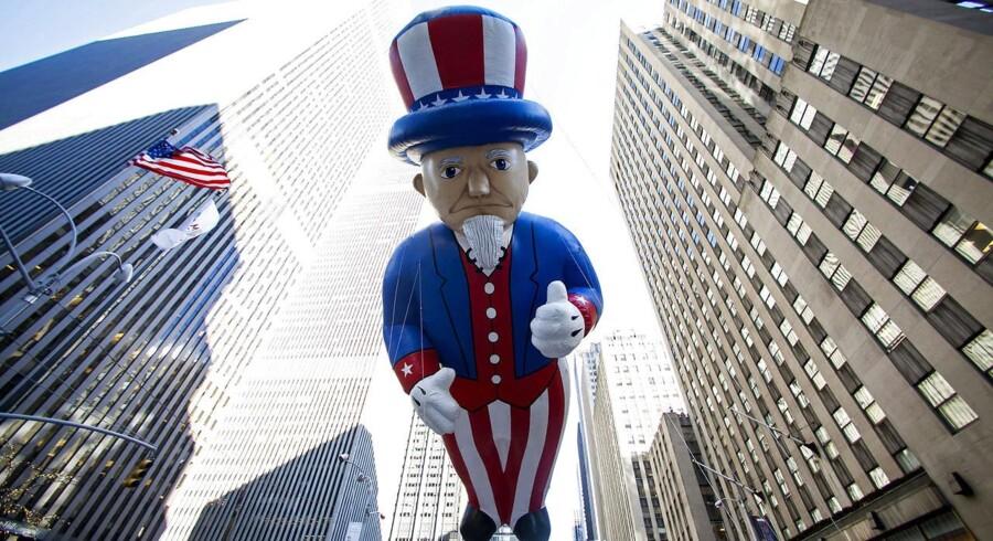 Macy's Thanksgiving Day Parade er en årlig parade i New York, der arrangeres af den amerikanske butikskæde Macy's.