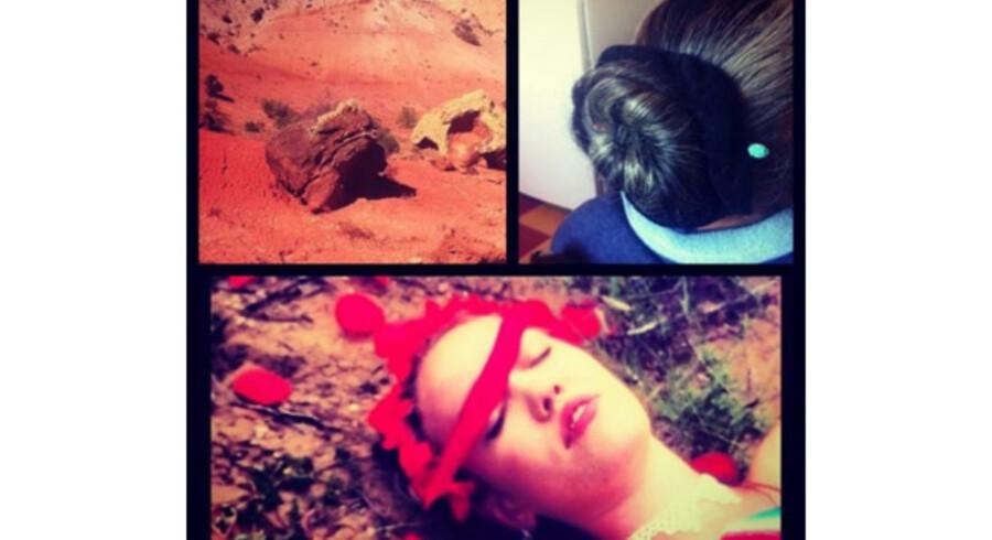 Her er den seneste vinder af Berlingskes og Arkens Frida Kahlo-konkurrence. Billedet er kåret af mesterfotografen Per Morten Abrahamsen og kan ses på Instagram under følgende kunstnernavn: karawhesangh