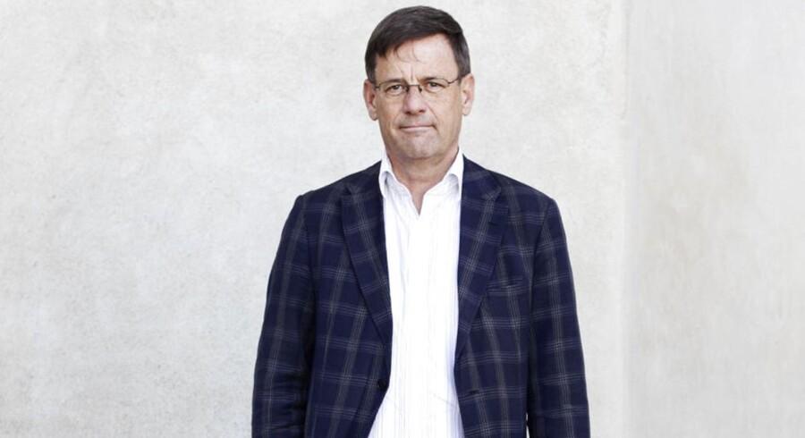 Karsten Ohrt, direktør for Statens Museum for Kunst, afløser Hans Edvard Nørregård-Nielsen som formand for Ny Carlsbergfondets bestyrelse. Foto: Katrine Emilie Andersen