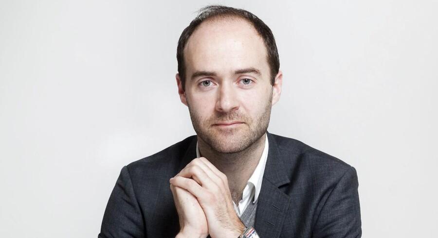 Flemming Fjeldgaard, Sportsredaktør