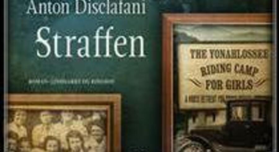 """Anton DiSclafani: """"Straffen""""."""