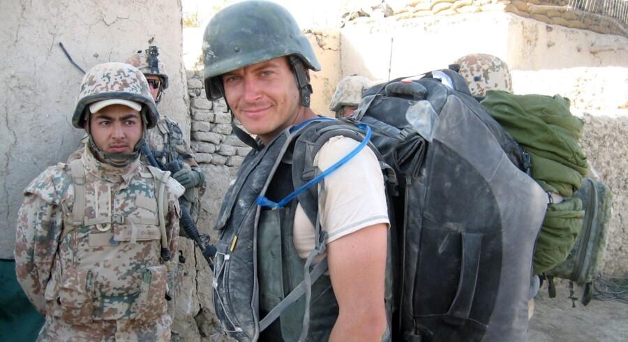 Afghanistans Helmand-provins er et af de mange brændpunkter, Rasmus Tantholdt har arbejdet i. Foto: Anders Bach / TV 2