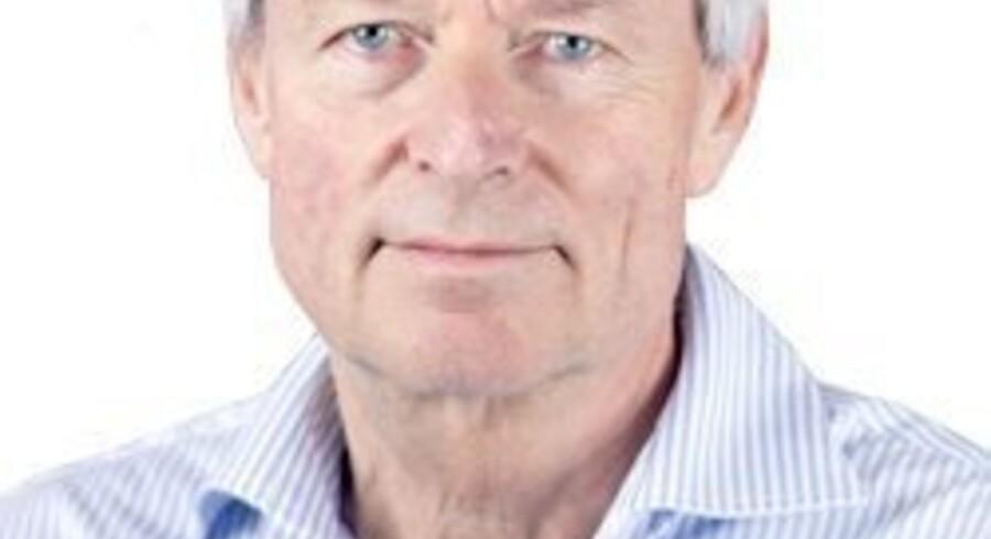 Lars Thygesen, afdelingsdirektør, Danmarks Statistik.