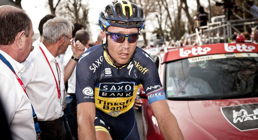 Michael Rasmussen udpeger den aktive cykelrytter Nicki Sørensen som doper i bogen 'Gul feber'.