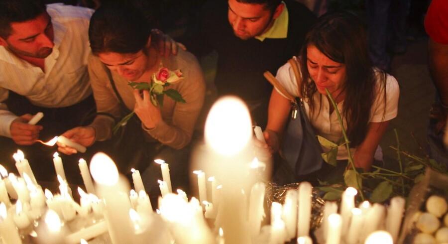 Terrorangrebet varede fire dage og kostede mindst 67 mennesker livet