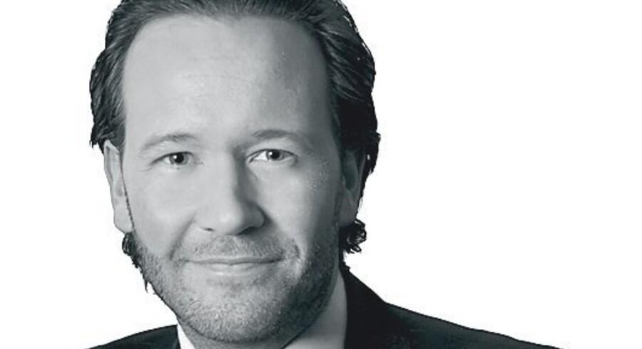 Kasper Elbjørn, Cand.scient.pol.