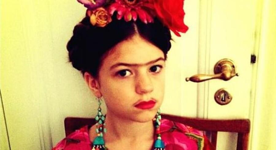 Séverine Basset står bag vinderbilledet i Arkens og Berlingskes Frida Kahlo-konkurrence, som kan ses på Instagram via hashtagget: #FridaBerlingskeArken. »Vi lagde vægt på personens sarte, men stærke fremtoning. Samtidig var vi glade for at se en så flot brug af mange Frida-rekvisitter. Alt i alt et smukt Frida-look, hvor vi samtidig blev rørt,« fortæller Stine Høholt, der er overinspektør på Arken.