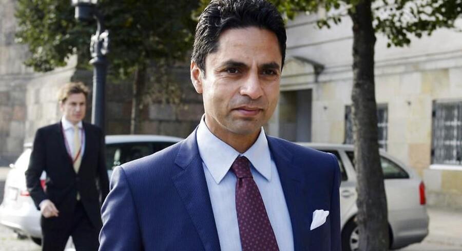 Manu Sareen.