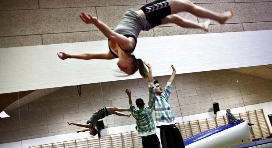 Sorø Gymnastikefterskole spring