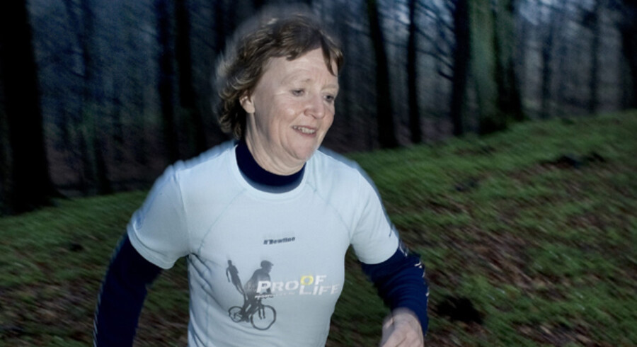 For 51-årige Helle Høstrup har et fysisk aktivt liv altid været en vigtig del af tilværelsen, og hendes største frygt, da hun fik konstateret kræft, var at hun ikke længere ville kunne løbe, cykle og klatre i bjerge.