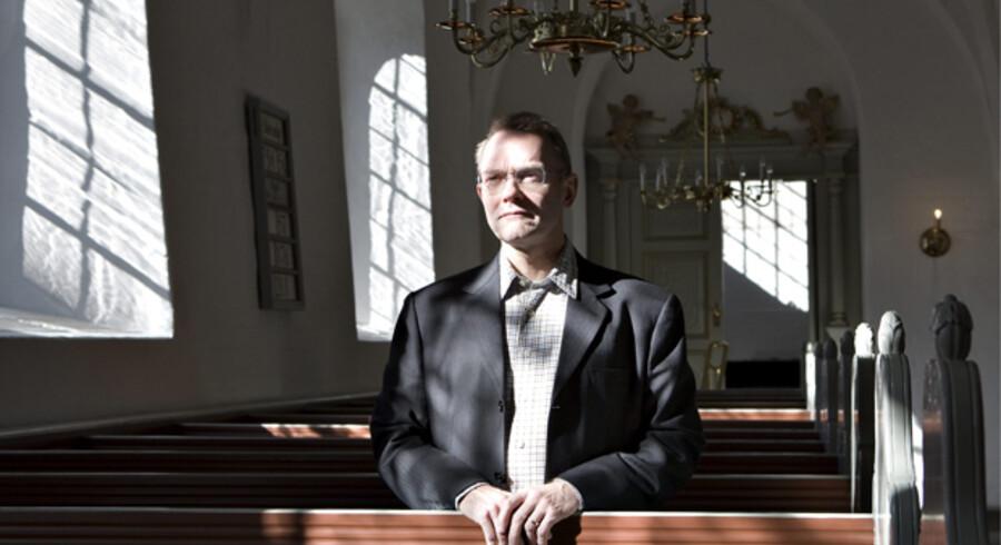 Domprovst i Københavns Domkirke, Anders Gadegaard, efterlyser levende formidling i den danske folkekirke.