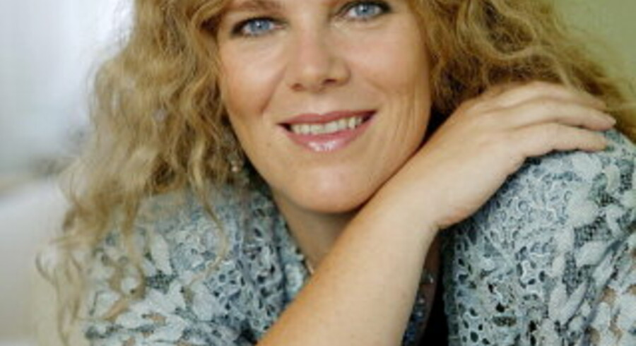 Lene Kaaberbøl modtager hele to priser på BogForum.<br>Foto: ArtPeople