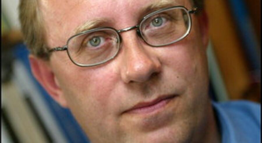 Nils Gunder Hansen<br>Foto: Scanpix