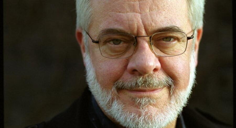 Journalist og forfatter Frank Esmann. <br>Arkivfoto: Kaspar Wenstrup