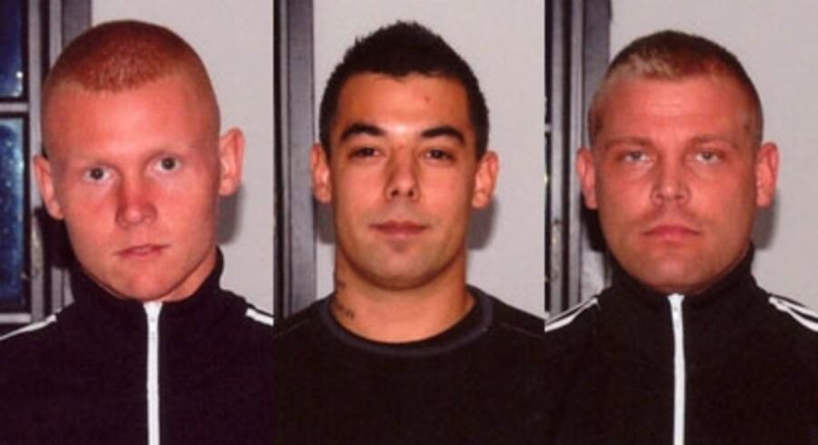 De tre unge mænd er af Københavns Politi efterlyst for drabsforsøg.