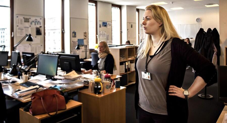 ARKIVFOTO: Anne Nygaard har sagt nej tak til at flytte med NaturErhvervsstyrelsen fra København til Augustenborg.