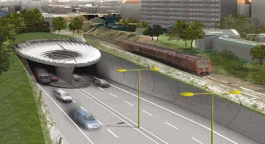 Den skal aflaste trafikken i Københavns centrum og på Østerbro. Nu begynder byggeriet af Nordhavnsvejen mellem Helsingørmotorvejen og Københavns Nordhavn.