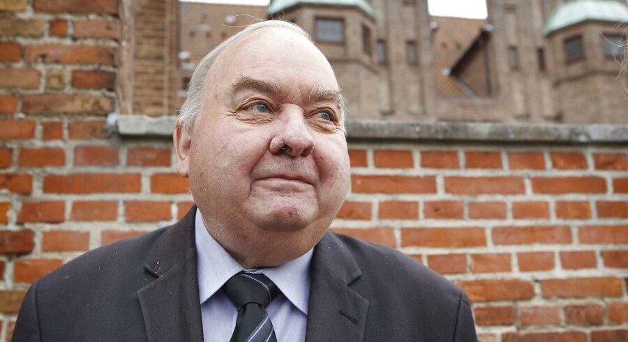 Henning Christophersen døde 31. december, 77 år gammel.