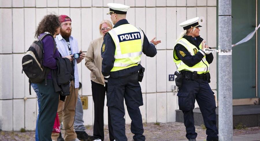 Politiet skal kompenseres for de ekstra-udgifter, som det måtte have for Bilderberg-mødet på Hotel Marriott i København.