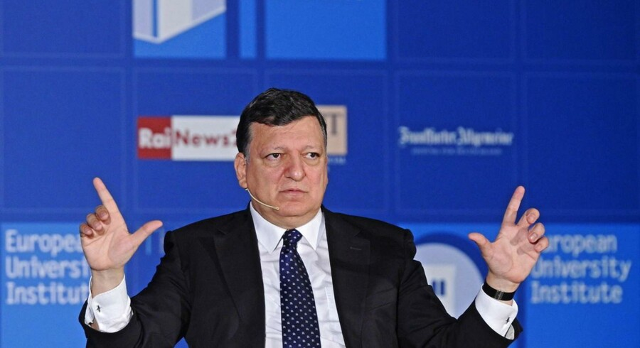 Arkivfoto. Jose Manuel Barroso.