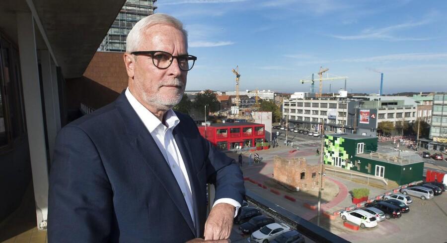 Anker Boye abdicerer efter 20 år som borgmester i Odense