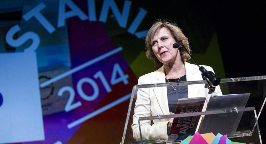 »Der er stadigvæk mange ting, der skal løses. Men det er et stort skridt,« siger forhenværende EU-kommissær Connie Hedegaard.
