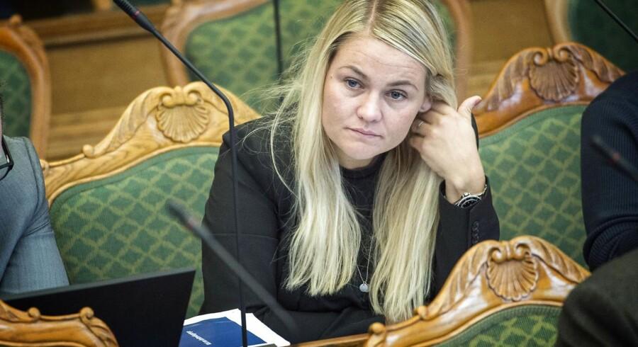 »Vi er nødt til at se på lovgivningen, hvis vi vil hjælpe de her mennesker,« siger socialordfører i Liberal Alliance, Laura Lindahl.