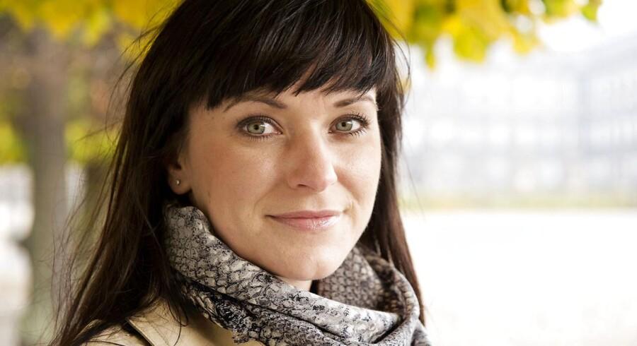 Sundheds- og ældreminister Sophie Løhde. Foto: Claus Bech