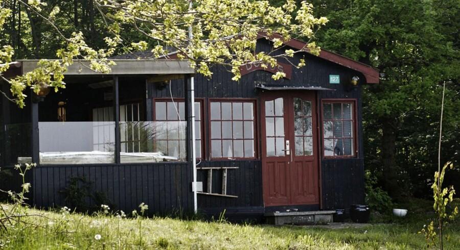 ARKIVFOTO.Naturstyrelsen skal ikke blandt sig i, om danskerne vil bygge terrasser og opstille bænke tæt på de danske kyster, mener Liberal Alliance.
