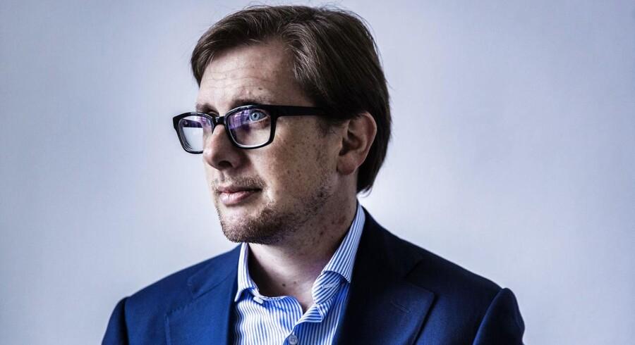 Simon Emil Ammitzbøll, Liberal Alliance. Arkivfoto: Thomas Lekfeldt