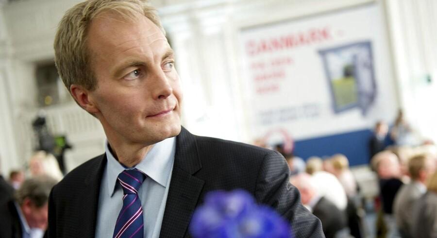 Arkivfoto.Dansk Folkeparti og Venstre er lunkne over for regeringens lovforslag, der vil give Udbetaling Danmark adgang til flere oplysninger om den enkelte.