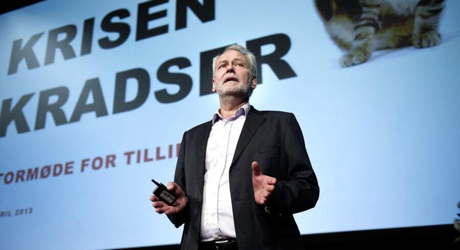 -Arkiv- Dennis Kristensen, formand for FOA.