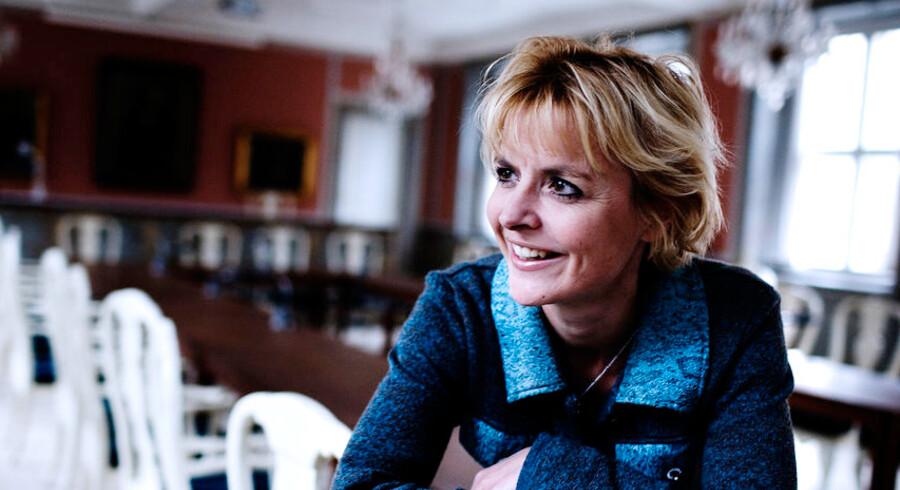 Lykke Friis er Danmarks nye klima- og energiminister