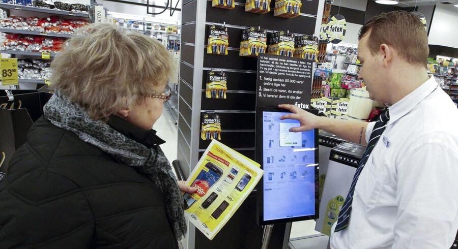 ARKIVFOTO. Dansk Folkeparti, Enhedslisten og SF har forladt forhandlingerne om et nyt klagesystem for danske forbrugere. Partierne mener, at systemet gør det dyrere for forbrugerne at klage.