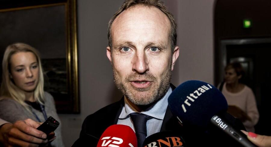 Mens udenrigsminister Martin Lidegaard indleder sit tre dage lange besøg i Israel og Det Palæstinensiske Selvstyre, vokser presset for dansk anerkendelse af en palæstinensisk stat.