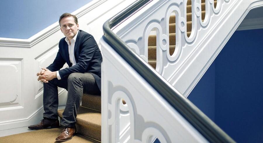 Anders Samuelsen Fra Liberal Alliance.